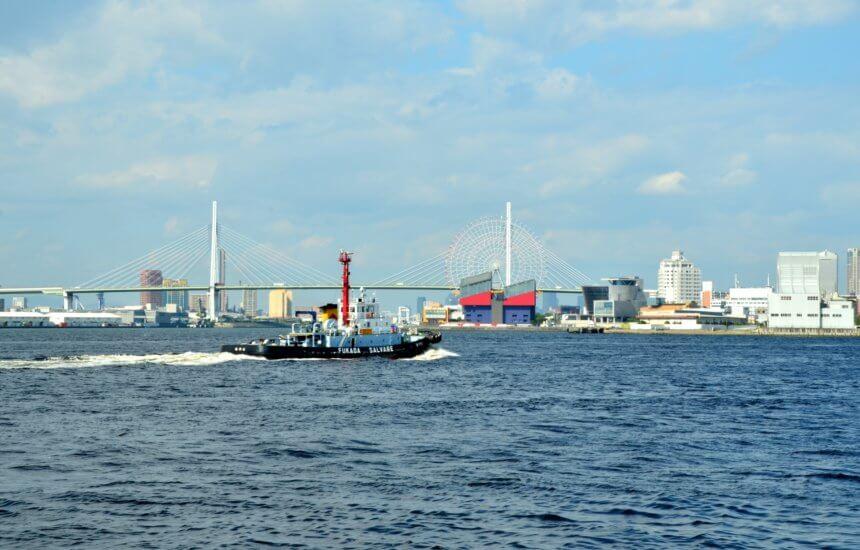 Osakako Area|Osaka Bay Area|EXPLORER MAP|EXPLORER TOURS