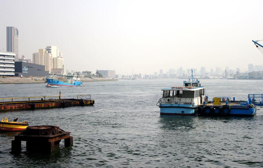 Tempozan Park|Osaka Bay Area|EXPLORER MAP|EXPLORER TOURS